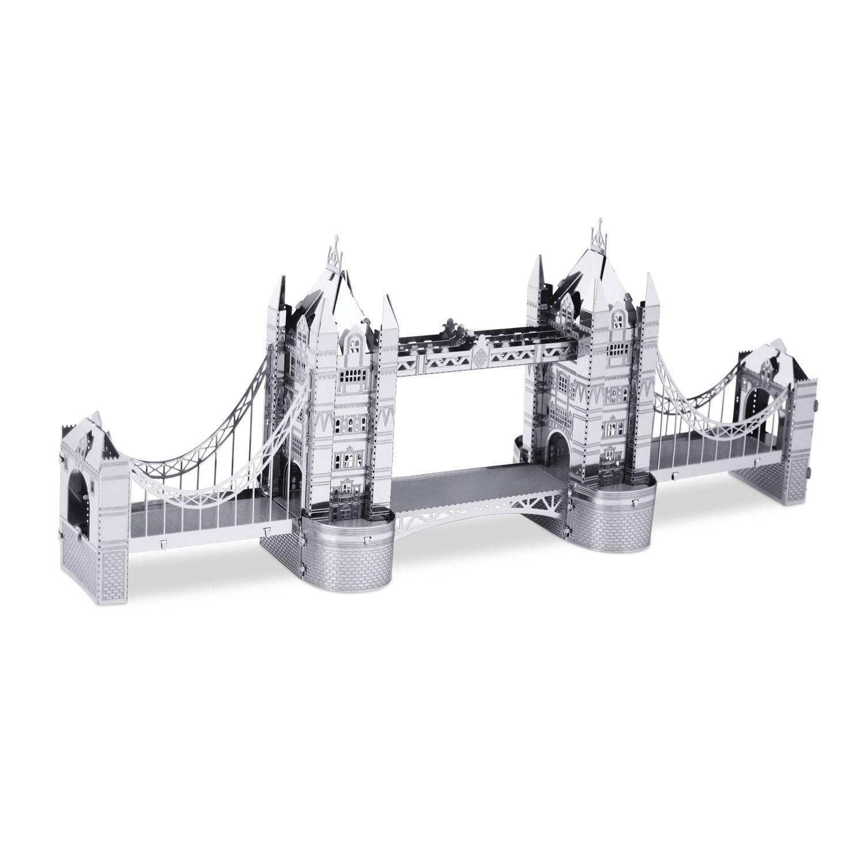 Metal Earth 3d Model Kit - London Tower Bridge (mms022)