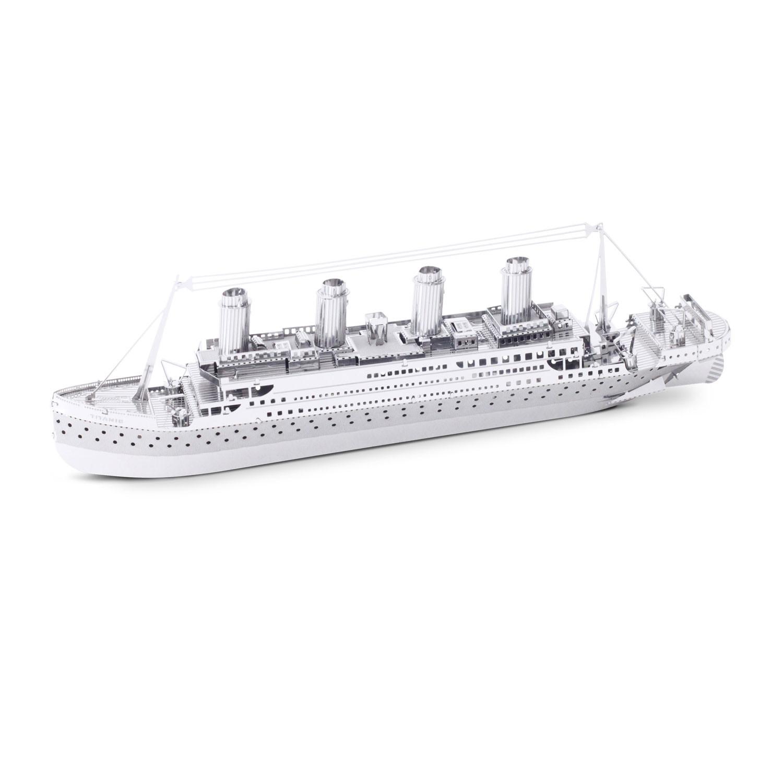 Metal Earth 3d Model Kit - Titanic (mms030)