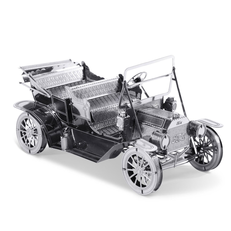 Metal Earth 3d Model Kit - Ford 1908 Model T (mms051)