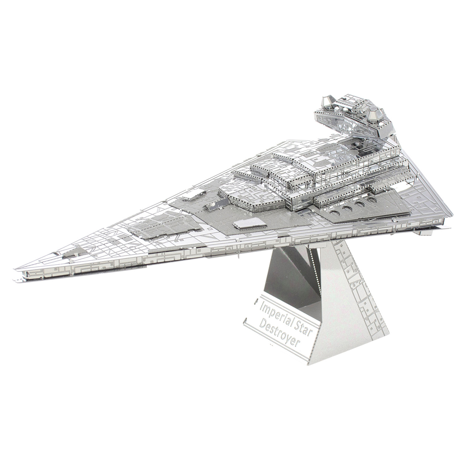 Star Wars Metal Earth 3d Model Kit - Imperial Star Destroyer (mms254)