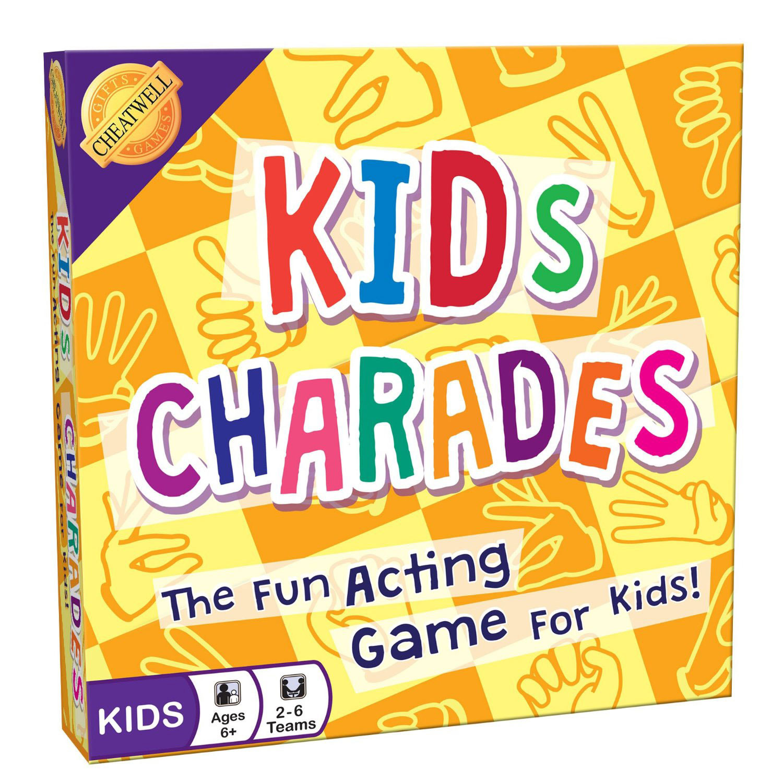 Kids' Charades - 01760