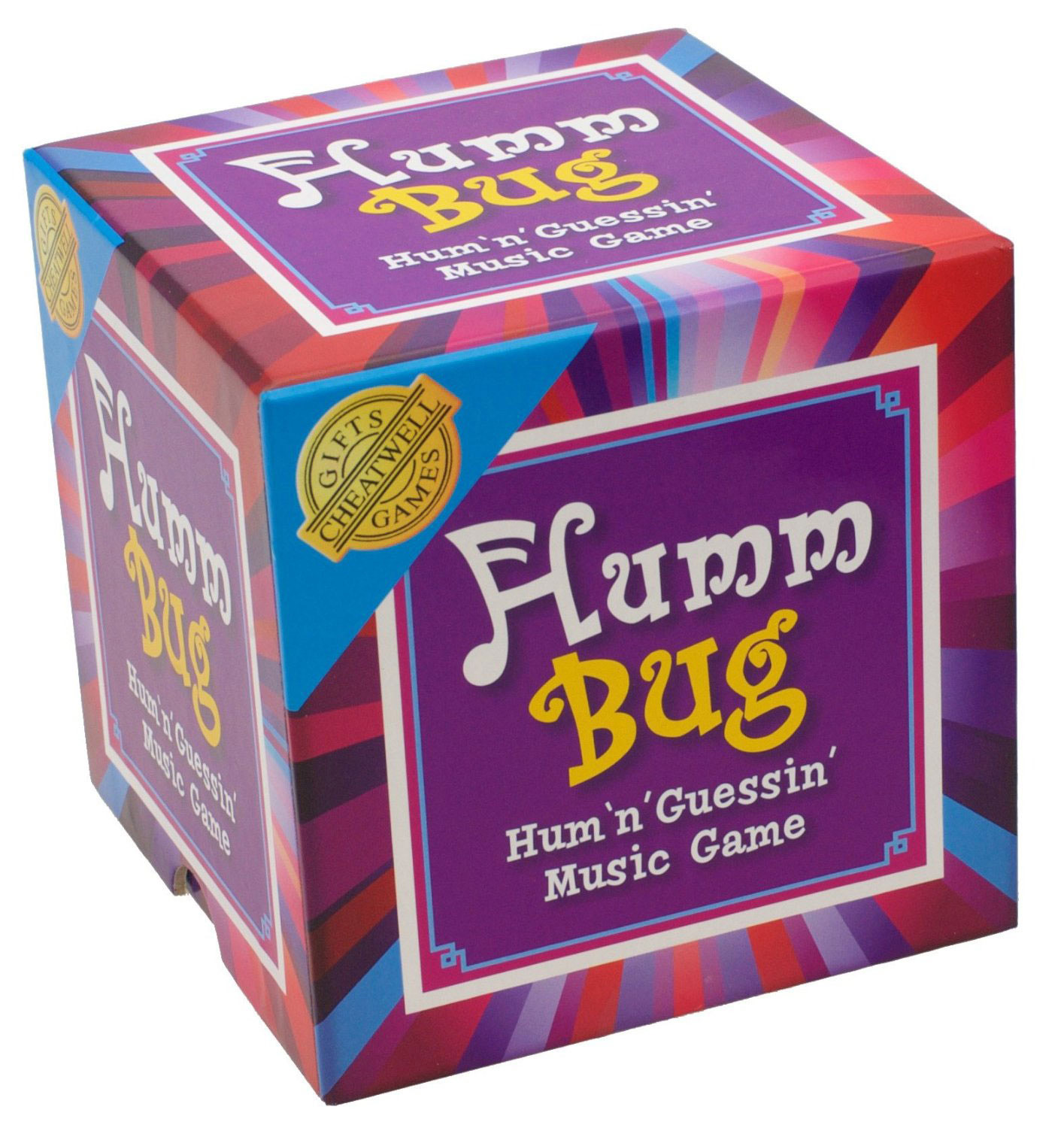Humm Bug - Giant Games In Little Boxes - 01227