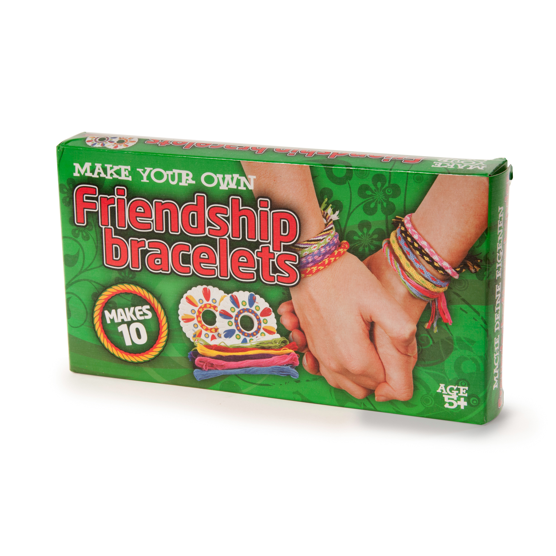 Make-your-own Friendship Bracelets